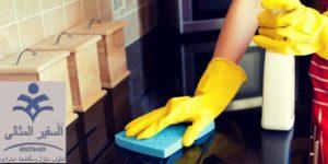 افضل 10 نصائح لتنظيف المنزل في اسرع وقت
