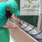 شركة تركيب طارد الحمام بالجبيل ( 0552744429 ) التخلص من الحمام نهائيا