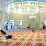 شركة تنظيف مساجد بالجبيل 0552744429 ( خصم 25%) تنظيف وتعقيم وتطهير