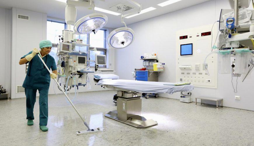 شركة تنظيف مستشفيات بالجبيل